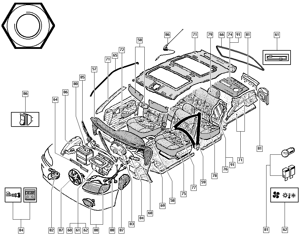 renault scenic parts catalog